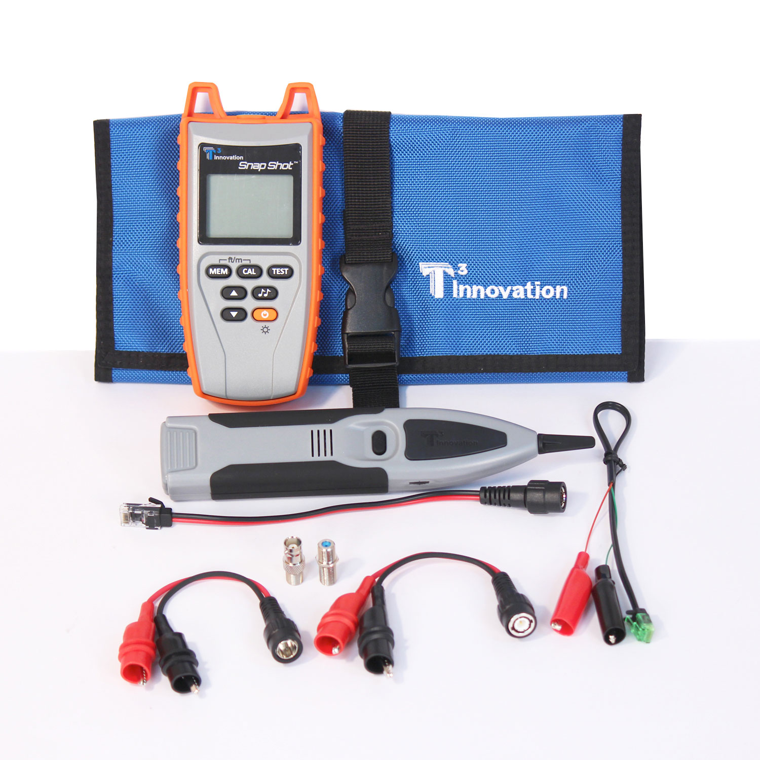 Fault Finder And Length Measurement Tdr Snap Shot T3 Innovation Electrical Continuity Tester Is A Device Which Measures Whether Ssk250